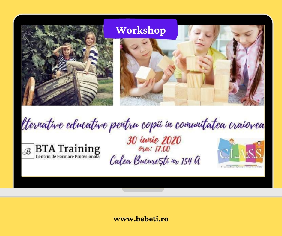 Workshop: Alternative educative