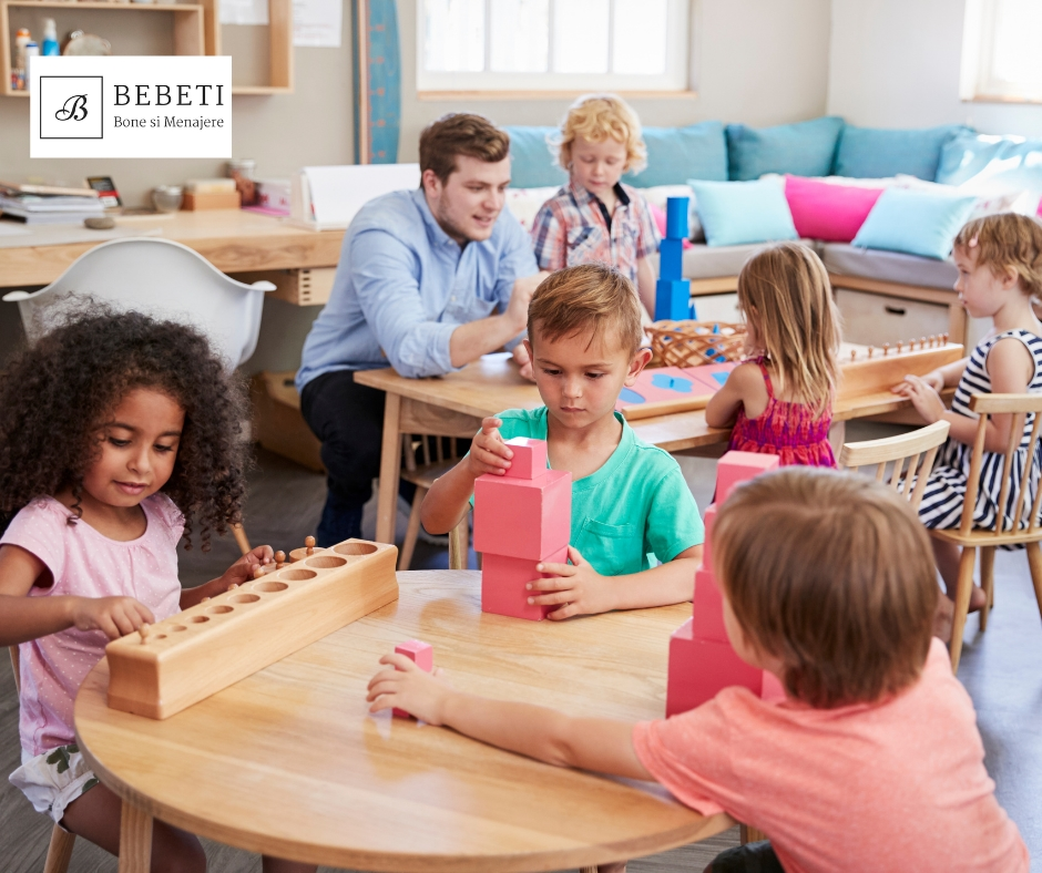 10 principii Montessori